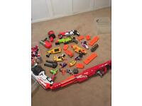 NERF GUN COLLECTION! EXCELLENT CONDITION. TRUCK LOAD OF EXTRA DARTS