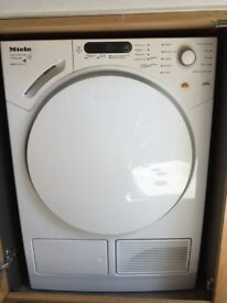 MIELE EcoComfort T7950WP Condenser Tumble Dryer