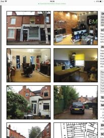 Shop and Premises TO LET in highly desirable and fashionable area