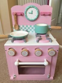 GONE Toy wooden kitchen