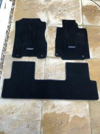 Genuine Honda CR-V Mats