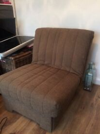 John Lewis sofabed chair