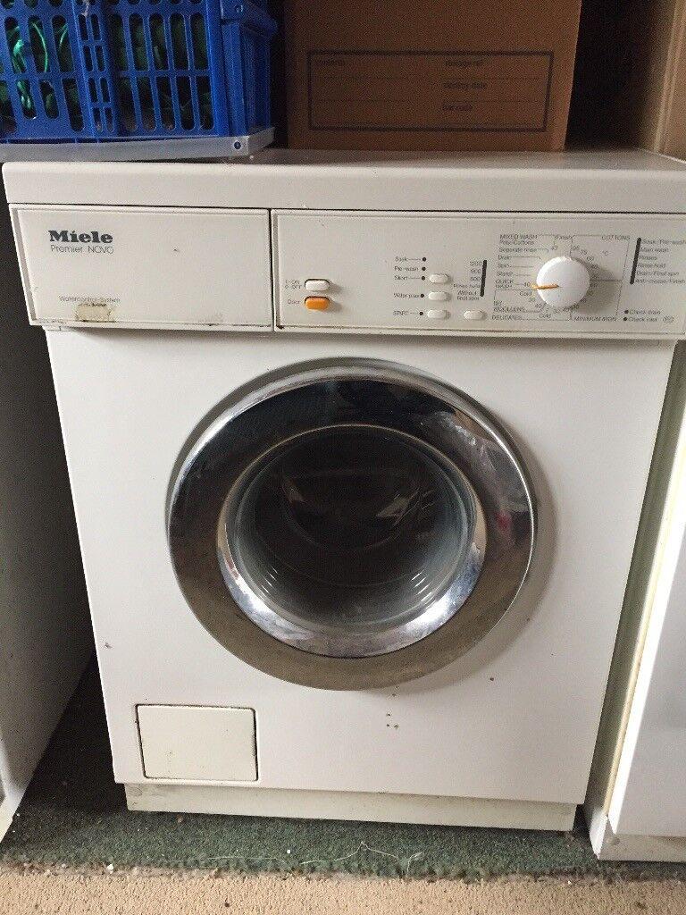 Miele washing machine for spares (premier novo)