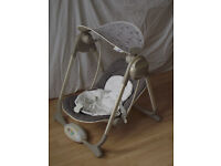 Baby swing chicco polly