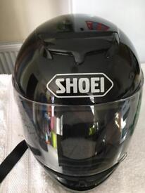 Shoei men's helmet large