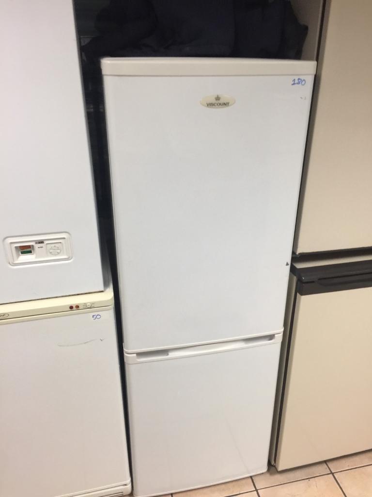 17.hotpoint fridge freezer