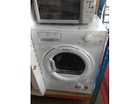 HOTPOINT 8KG CONDENSER DRYER LATEST MODEL EXCELLENT CONDITION WITH DELIVERY AND WARRANTY
