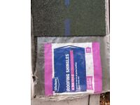 wickes green roof shingles