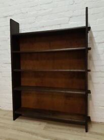 Rustic Bookcase (DELIVERY AVAILABLE FOR THIS ITEM OF FURNITURE)