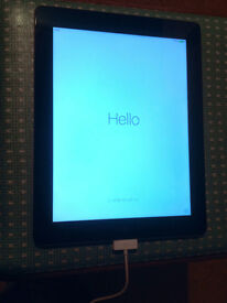 Apple iPad 3 3rd Generation 32GB, Wi-Fi, 9.7in - Black