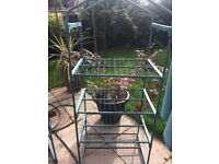 Greenhouse or polytunnel shelfs for sale