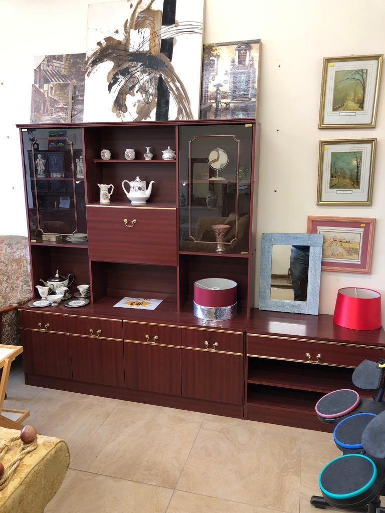 Large wall unit   in Wombwell, South Yorkshire   Gumtree