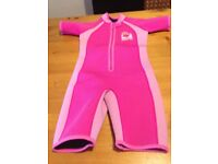 Wet suit girls Jo Jo Maman bebe
