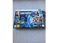 LEGO DIMENSIONS XBOX 360!!