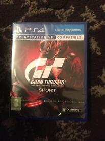 Gran Turismo Sport BRAND NEW SEALED ! Ps4 game unwanted gift