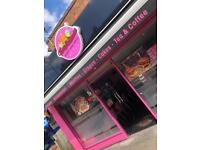 Business for sale - Burger & Dessert Parlour - Great opportunity
