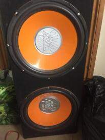 """15"""" subwoofers"""