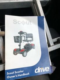Scout Scooter.