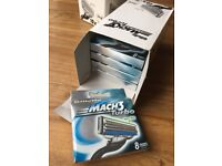 Gillette Mach 3 Turbo Blades 2 BOXES