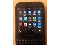 BLACKBERRY 5Q SMART PHONE BLACK