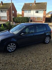 VW golf gt tdi 140bhp 2004