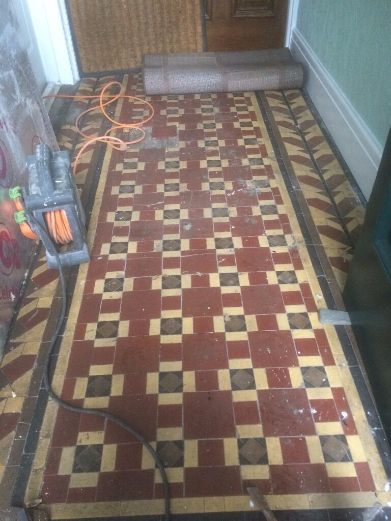 Victorian style passage floor tiles in ely cardiff gumtree victorian style passage floor tiles dailygadgetfo Image collections