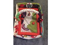 Mamas and papas play mat no packaging but in perfect condition, from a pet and smoke free homemade
