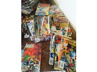 Marvel American and English and annuals to sell