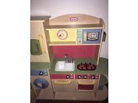 Little Tikes Premium Wooden Kitchen