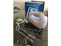 Food hand mixer - like new