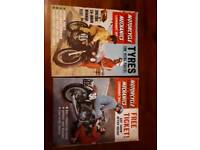 Collective motorcycle mags