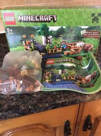 Lego Minecraft 21114