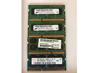 Bulk buy memory 8GB 10600 PC3L laptop memory