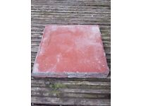 Reclaimed Victorian Quarry Tiles - Reduced to clear