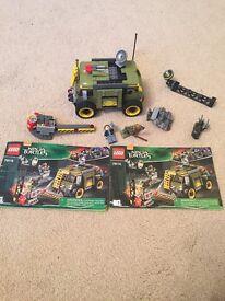 Lego Teenage Ninja Turtles Takedown Van Set 79115