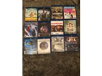 Selection of Blu-ray films £5