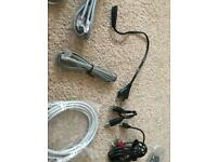 Various cables for sale