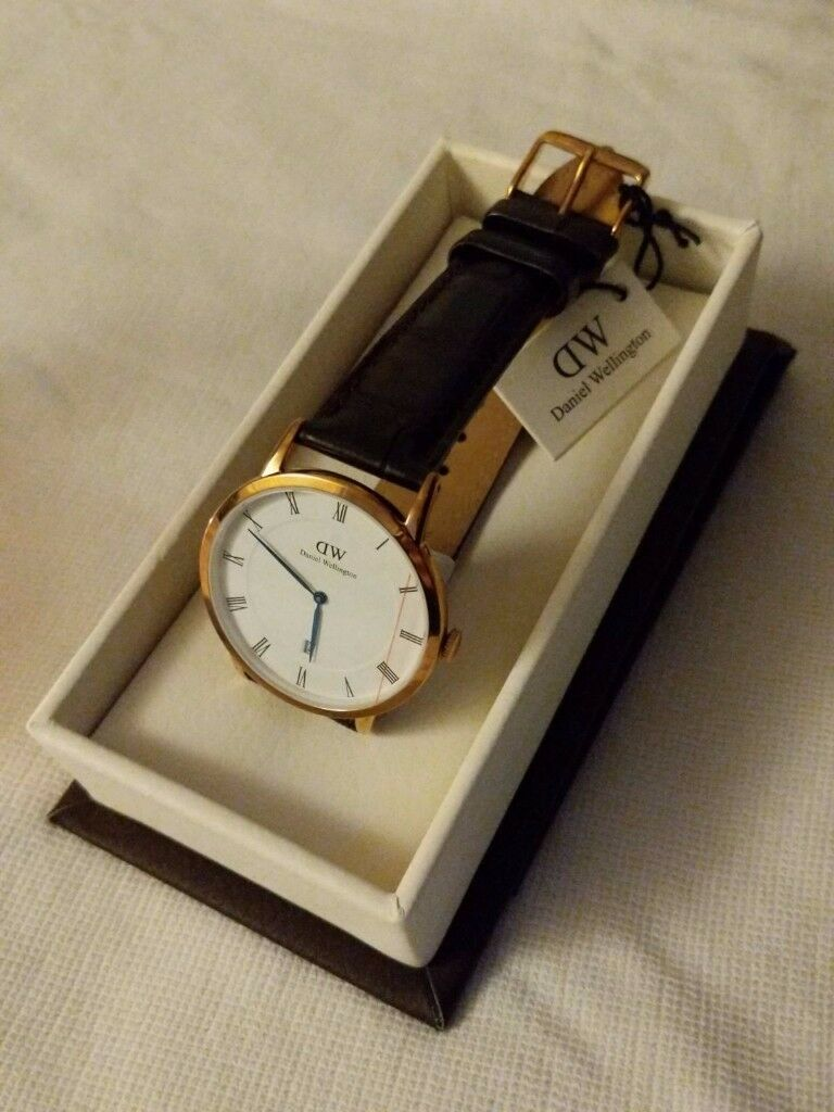 Daniel Wellington Watch - Dapper York Brand New