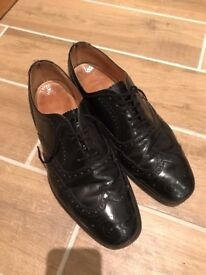 Men's Smart Shoes and Boots, Size 11, 4 Pairs