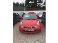 Nissan Micra 1.2 *only 35,000 miles*
