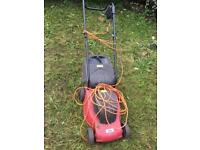 Extreme rotary challenge 1000w lawn mower