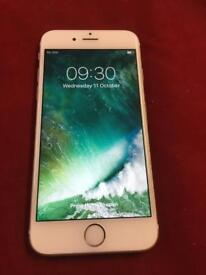 Apple iphone 6s 64gb gold vodafone lebara