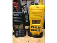 ICOM GMDSS VHF RADIO