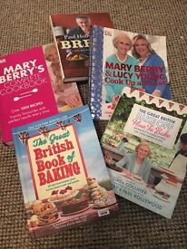 Great British Bake Off & Mary Berry Baking Bundle Worth £100