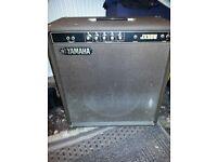 YAMAHA JC50B Early 70s 50 watt Bass Guitar Transistor Combo Vintage Mojo Cool