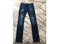 BNWT Men's River Island Skinny Jeans