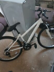 Almost new appollo bike