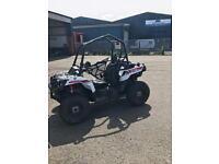Polaris sportsman ace 325cc ROAD LEGAL BUGGY