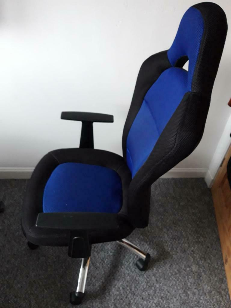 Stupendous Argos Gaming Chair Good Condition In Kirkcaldy Fife Gumtree Andrewgaddart Wooden Chair Designs For Living Room Andrewgaddartcom