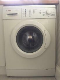 Bosch washing machine for sale!